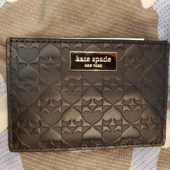 KATE SPADE Authentic Genuine Leather Wallet